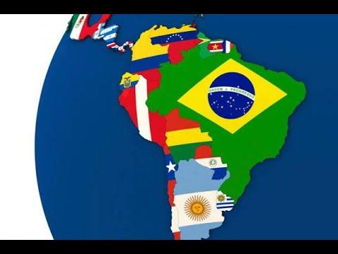 اعلام دول امريكا الجنوبية Youtube