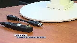 Li-Fi : Internet à la vitesse de la lumière