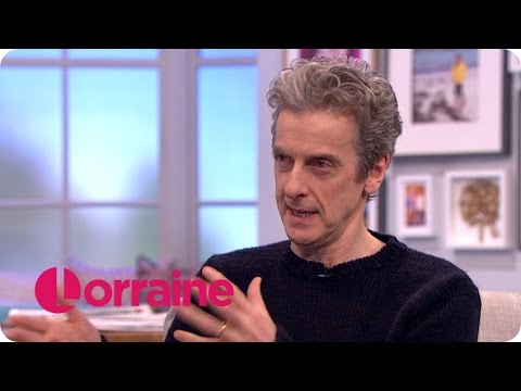 Peter Capaldi On The Best Job In Television | Lorraine