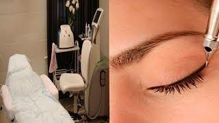 Татуаж глаз (Перманентный макияж глаз)