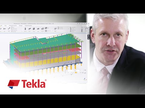 Tekla Structures 2016 – New user interface