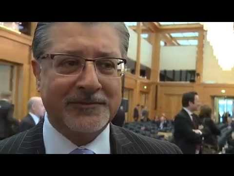 Interview with Mr. Adnan Amin, Director-General, International Renewable Energy Agency, IRENA