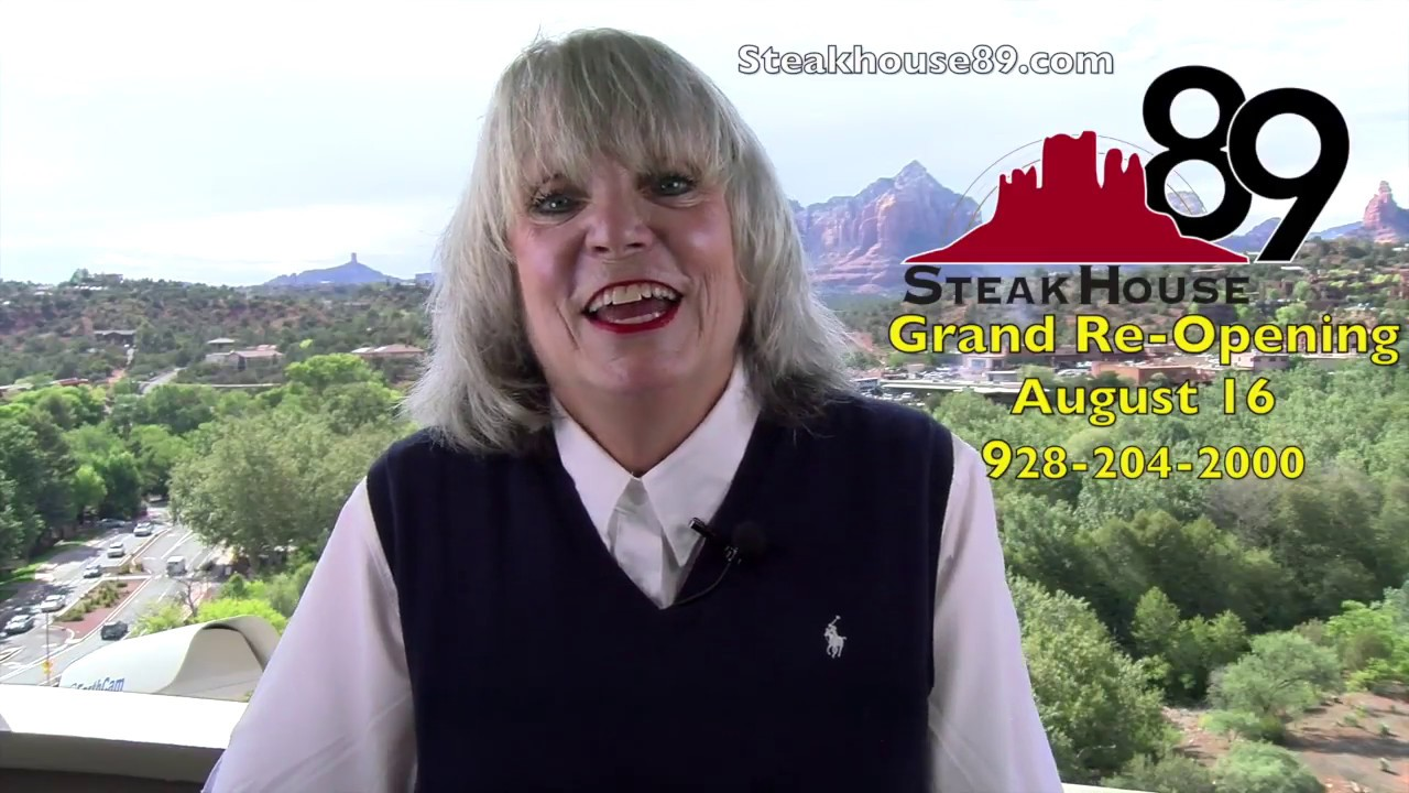 One of Sedona's Best Steakhouses - Steakhouse 89