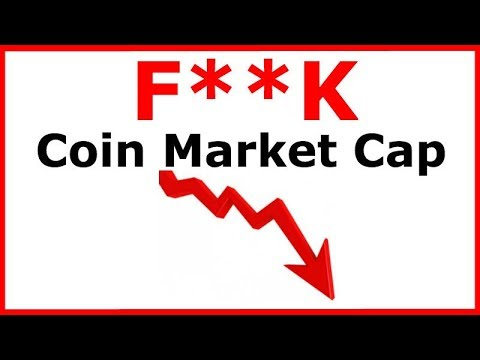 Coin Market Cap Crashes Crypto Market - Removes Korean Exchange Data from Averages