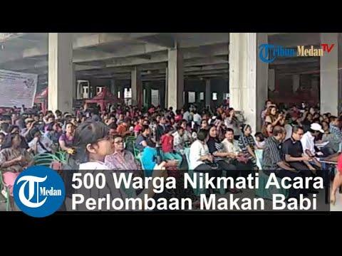 500-warga-nikmati-perlombaan-makan-babi,-asosiasi-pengusaha-rm-bpk-:-kita-tidak-gentar-hog-cholera