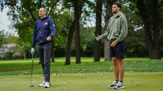 IT'S GOING DOWN ON THE GOLF COURSE | Minicamp: All-Access Episode Three | Chicago Bulls