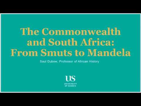 Founding Historians Lecture - Professor Saul Dubow