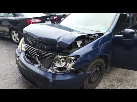 Why a fender bender can total your car