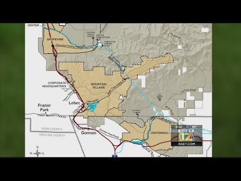 Tejon Ranch plans on three new communities in our area