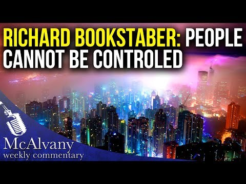 Richard Bookstaber: People Cannot be Controlled like Automatons thus Crises Repeats