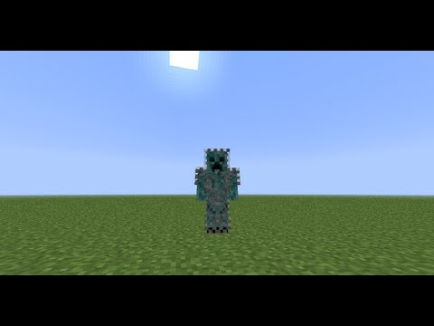 Minecraft: How To Make Chain Armor - (minecraft Chain Armor)
