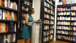 Elke Feuer presentation at Books and Books - Grand Cayman