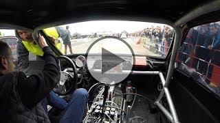 Най-бързата кола в България! РЕКОРД! Онборд Видео!