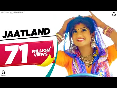 'JAATLAND' New Haryanvi Song, Official Video, Raju Panjabi, Raju Gudha