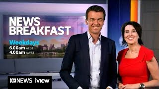 ABC News This Week on News Breakfast Promo - 17/06/2018