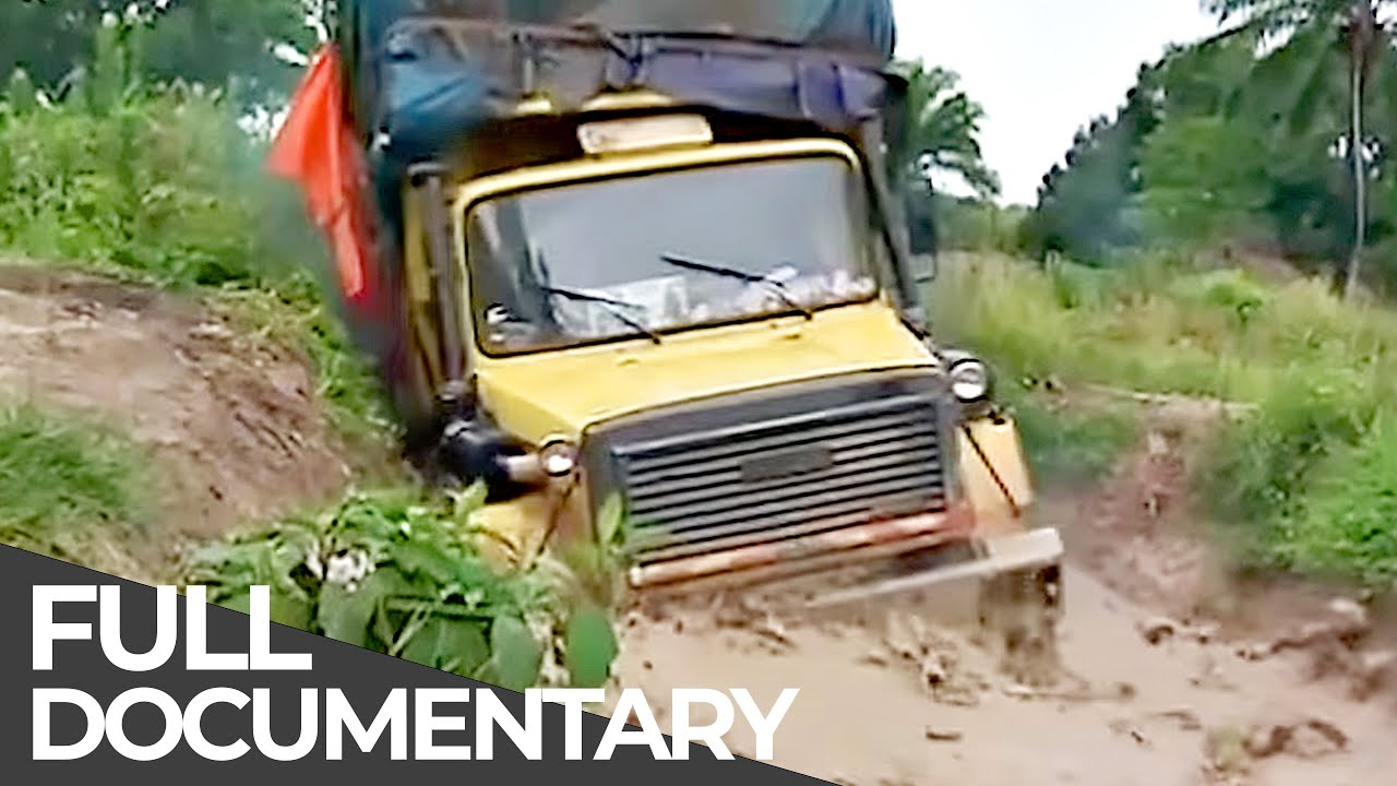 Deadliest Roads | Congo | Free Documentary