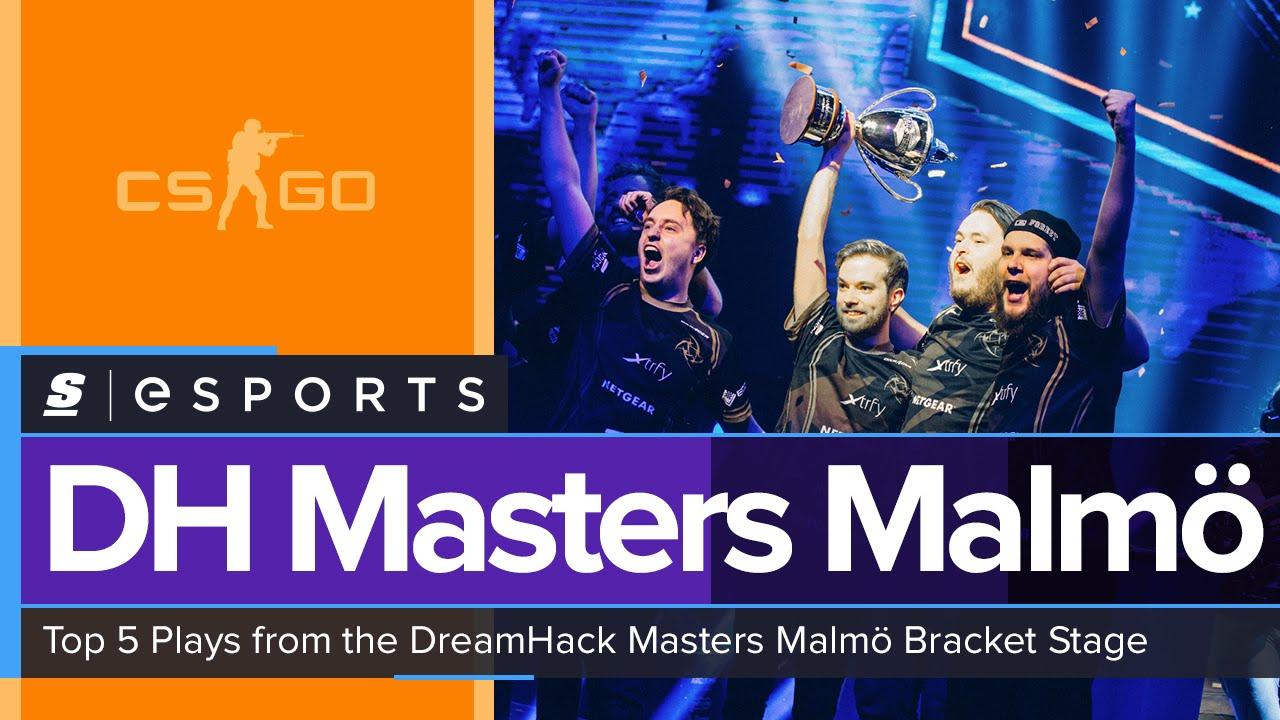 Dreamhack Malmo Bracket