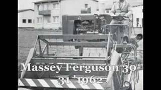 stare kombajny -old combine - Claas,Massey Ferguson