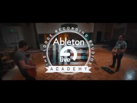 Ableton Music Producer Program - The Lodge Recording Studios