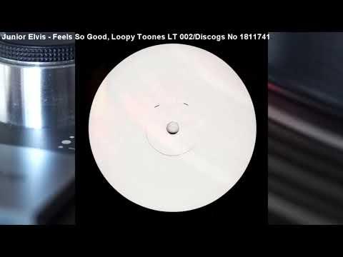 Junior Elvis - Feels So Good (1992)