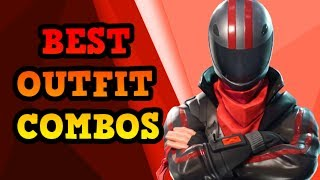 Best Outfit Combinations for Burnout! - Fortnite Skins