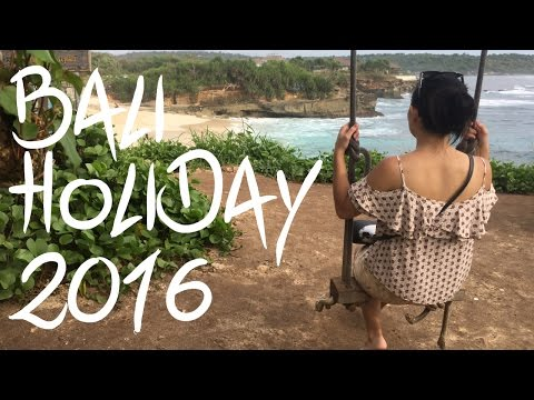 🇮🇩 OUR ADVENTURES TRIP TO BALI | 2016 | Long Distance Relationship