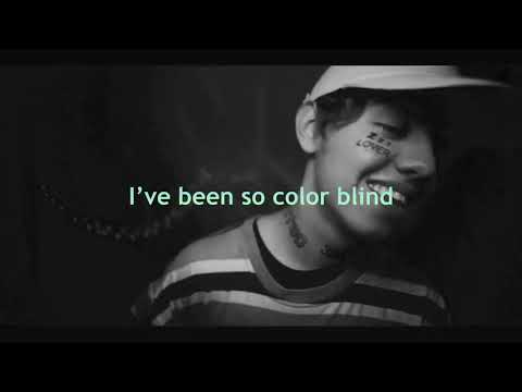 Diplo - Color Blind (feat. Lil Xan) Lyrics