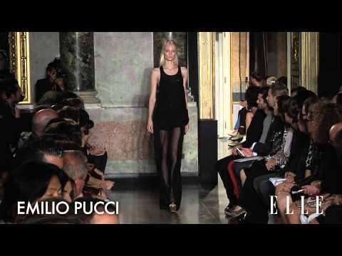 Emilio Pucci SS2013 MILANO collection