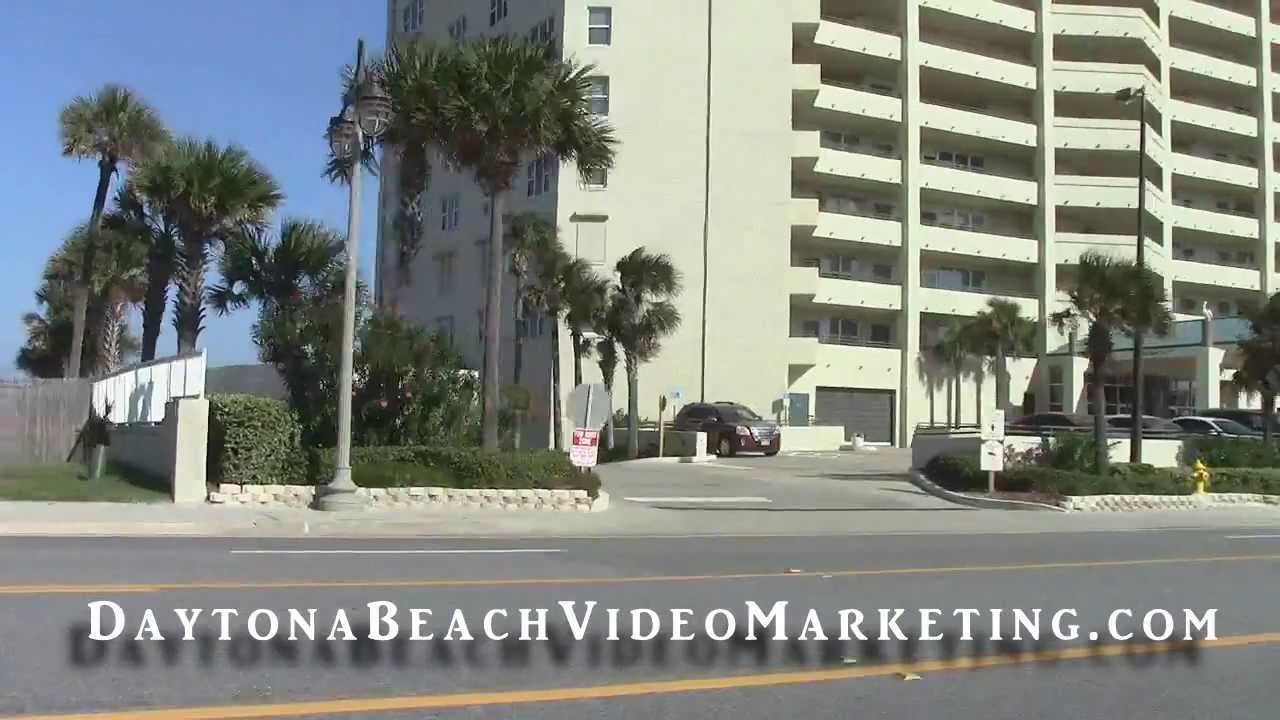 Driving South On A1a Thru Daytona Beach Ss 29 October 2017