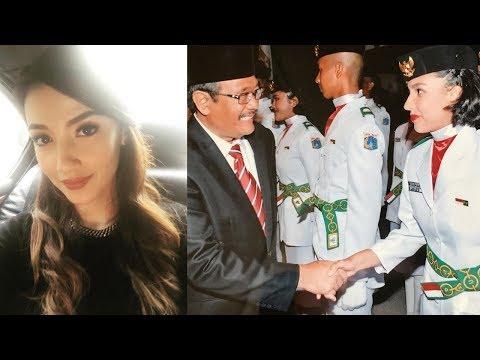 Tsania Marwa Ungkap Identitas Asli Paskibraka Cantik DKI Jakarta Ini