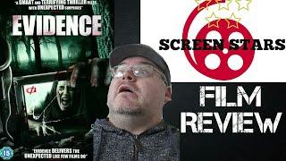 Evidence (2012) Horror Film Review