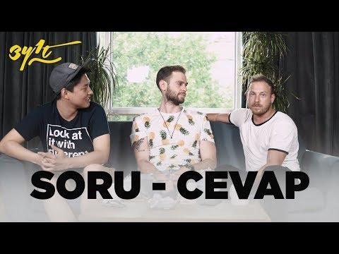 SORU - CEVAP  (Kendi Dilimizde Tekerlemeler, Türkçe şiveler) : 3Y1T