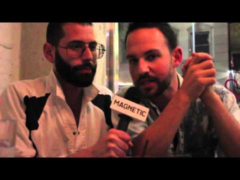 Soul Clap Interview @ Kitchen 24 Hollywood (May 2013)
