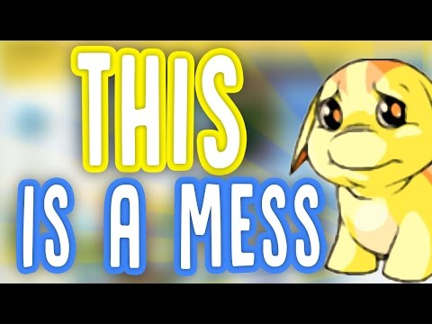 Neopets - The Mess That Could Have Been - YouTube
