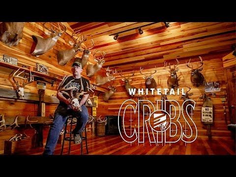 Whitetail Cribs: West Virginia Epic Trophy Room And Hunting Antiques