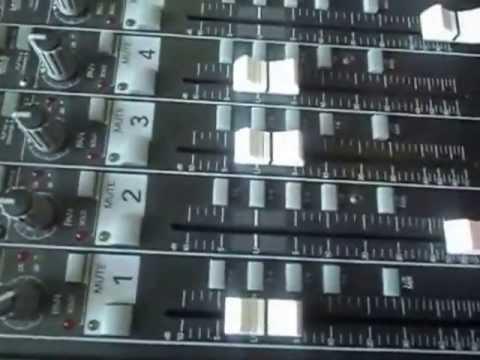 Técnicas De Audio III- Uso De Auxiliares