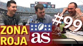 Zona Roja NFL #99: La NFL triunfa en todo el mundo