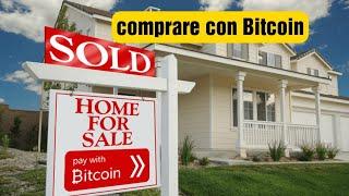 immobili in vendita con bitcoin