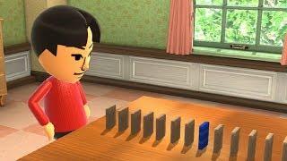 Wii Party U - All Brainy Minigames