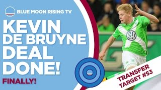 kevin de bruyne contract man city