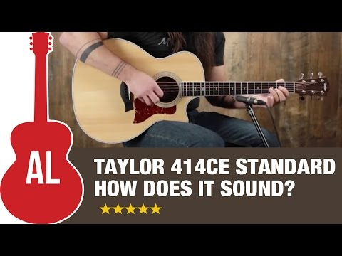 Taylor 414ce Review