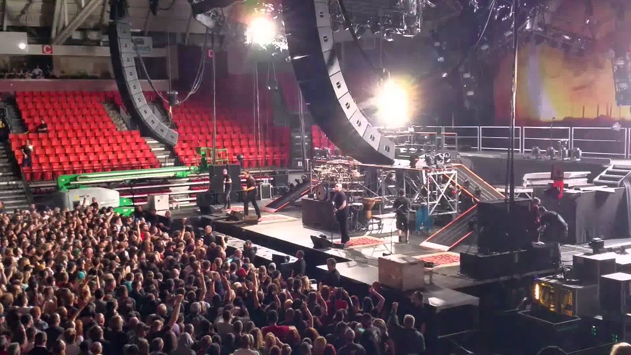 Breaking Benjamin Blow Me Away Kennewick Wa Youtube