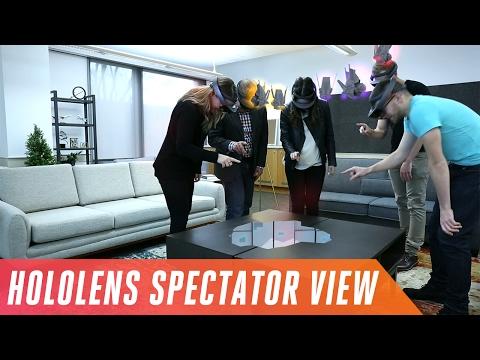 Microsoft's new HoloLens video-capture hack