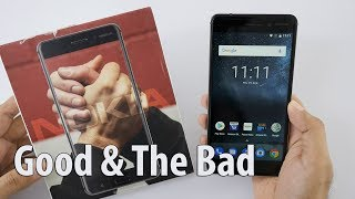 Nokia 6 Smartphone Review with Pros & Cons A Mixed Bag!