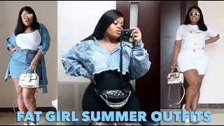 Plus Size | How to Slay As A Fat Girl In Lagos Summer | Edee Beau
