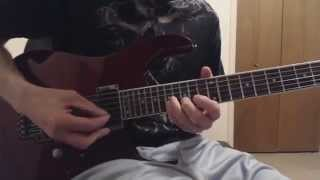 Jeremy McGrew - Borrowed Time (Guitar Play-through)