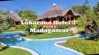 Loharano Hotel 3* Мадагаскар
