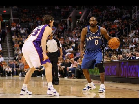 Steve Nash vs Gilbert Arenas NASTY PG Duel 2006.12.22 - 96 Pts, 16 Assists Combined, MUST WATCH!