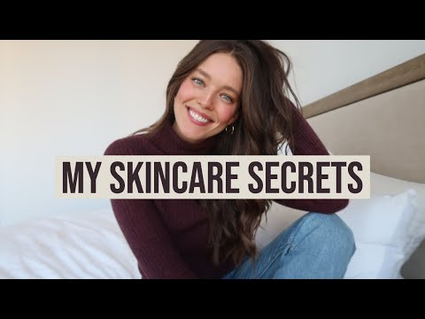 My Top 10 Tips For Glowing Skin With Model Emily DiDonato