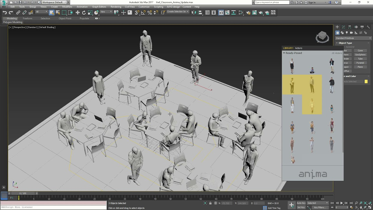 5 0 6 - anima® 3 5 New Drag&Drop feature for 3ds Max